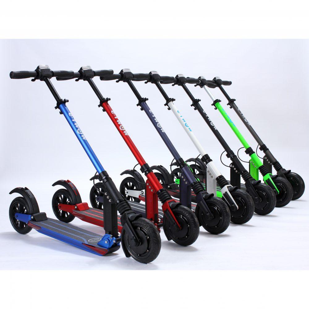 Etwow Booster Plus patinetes de colores