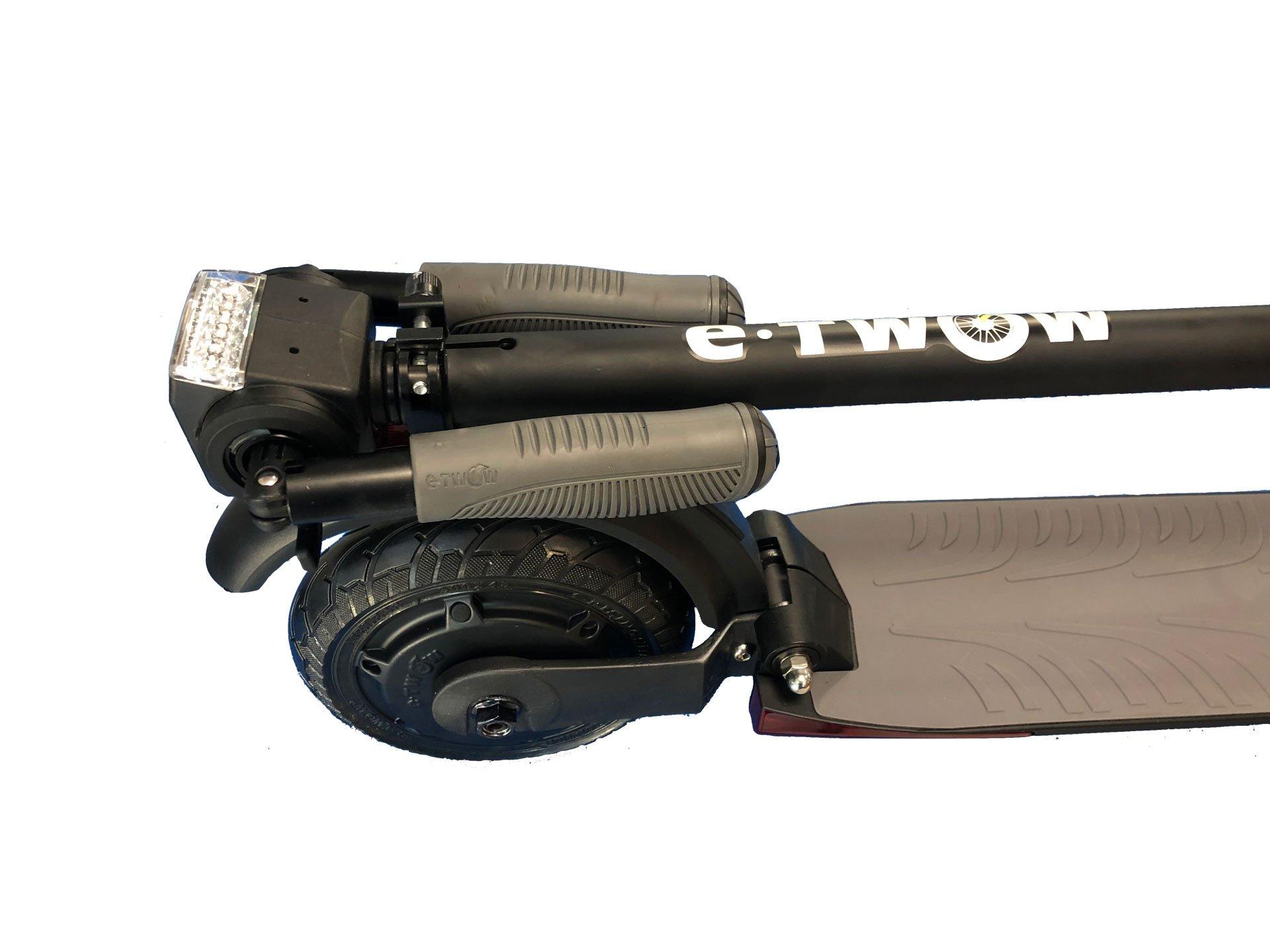 comprar patinete eléctrico dual GT Rueda trasera